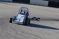 Another Win for Will Roland /  FMI Racing